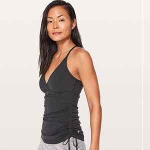 Lululemon Full Freedom Tank (black/white)